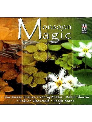 Monsoon Magic (Audio CD)