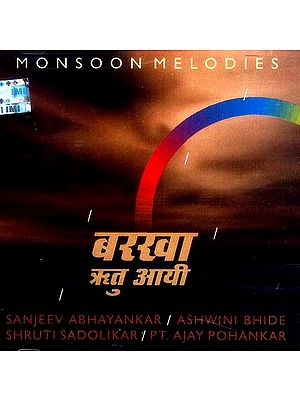 Monsoon Melodies (Audio CD)