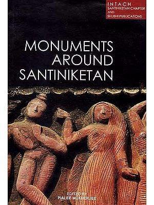 Monuments around Santiniketan