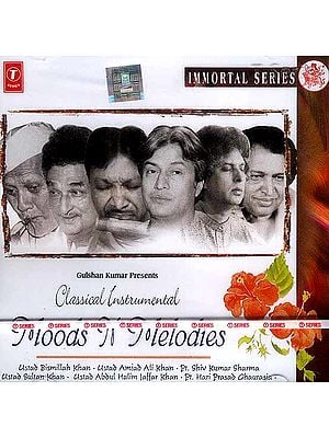 Moods N' Melodies Classical Instrumental: Immortal Series (Audio CD)
