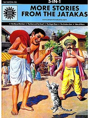 More Stories From The Jatakas (5 In One Comic)