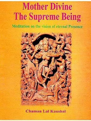 Mother Divine The Supreme Being: Meditation on the vision of eternal Presence