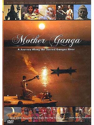 Mother Ganga (A Journey Along the Sacred Ganges River) (DVD)