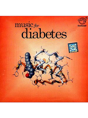 Music For Diabetes (Audio CD)