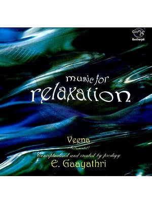 Music For Relaxation…Veena (instrumental) (Audio CD)