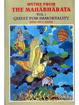 MYTHS FROM THE MAHABHARATA VOL. 1 (QUEST FOR IMMORTALITY)