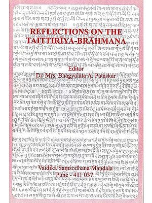 Reflections on The Taittiriya Brahmana