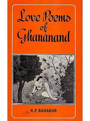 Love Poems of Ghananand): A Rare Book