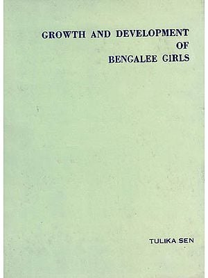 Growth and Development of Bengalee Girls: A Rare Book
