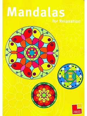 Mandalas for Relaxation (Coloring Book)