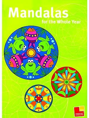 Mandalas for The Whole Year (Coloring Book)