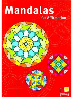 Mandalas For Affirmation (Coloring Book)