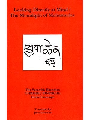 Looking Directly at Mind: The Moonlight of Mahamudra