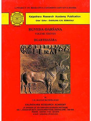 Rgveda-Darsana (Volume Eleven)- Rgarthasara