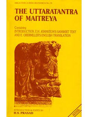 The Uttaratantra of Maitreya