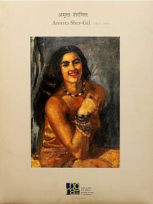 Amrita Sher-Gil (1913-1941): A Portfolio of Framable Prints