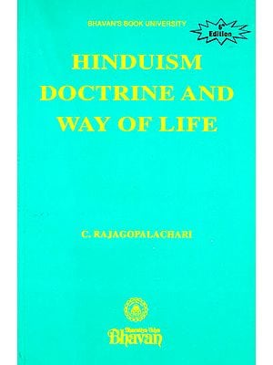 Hinduism: Doctrine and Way of Life