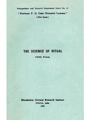 The Science of Ritual (A Rare Book)