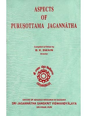 Aspects of Purusottama Jagannatha: A Rare Book