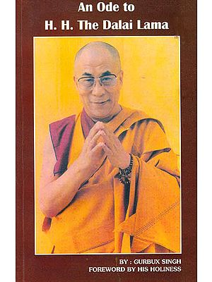 An Ode to H.H. The Dalai Lama