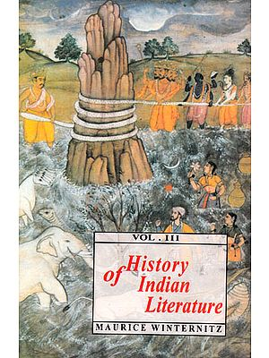 History of Indian Literature (Volume III): Classical Sanskrit Literature and Scientific Literature