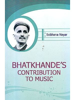 Bhatkhande's Contribution To Music