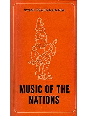 Music of the Nations (A Rare Book)