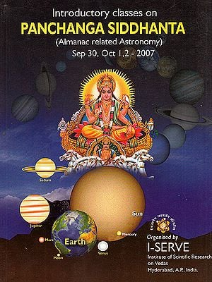 Introductory Classes on Pachanga Siddhanta (Almanac Related Astronomy)