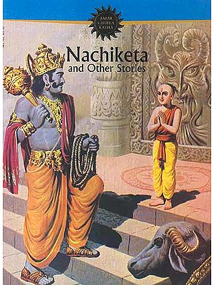 Nachiketa and Other Stories (Paperback Comic Book)