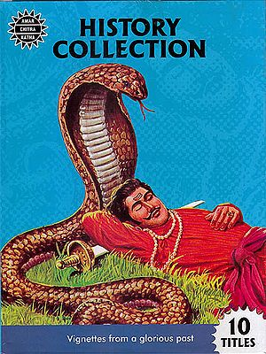History Collection: Vignettes from a Glorious Past (Set of Ten Titels Comics)
