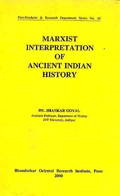 Marxist Interpretation of Ancient Indian History