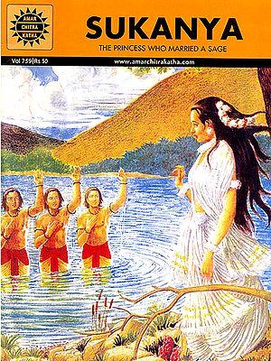 Sukanya (The Princess Who Married A Sage)