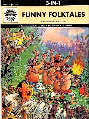 Funny Folktales (3-IN-1)