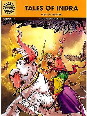Tales of Indra (Lord Of Thunder)