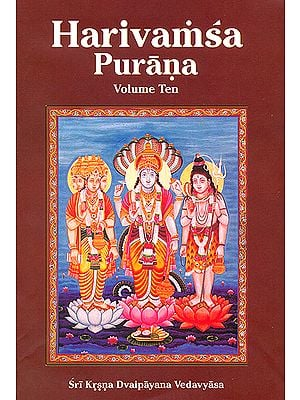 Harivamsa Purana (Volume Ten)