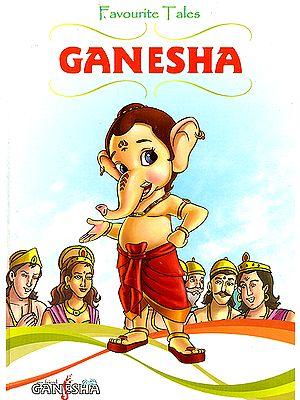 Favourite Tales Ganesha (Comic)