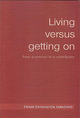 Living Versus Getting On (From A Survivor To A Contributor)
