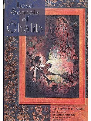 Love Sonnets of Ghalib ( Urdu Text, Roman Transliteration, English Translation and Detialed Explanation)