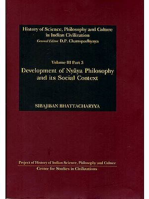 Development of Nyaya Philosophy and Its Social Context