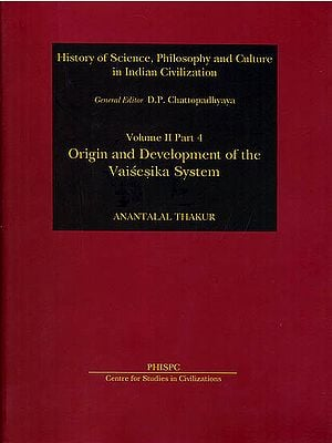 Origin and Development of The Vaisesika System