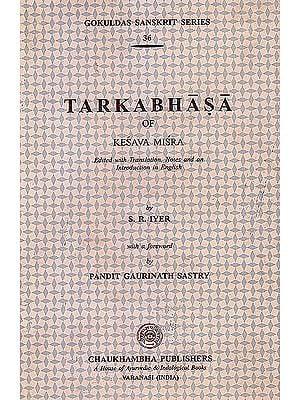 Tarkabhasa of Kesava Misra