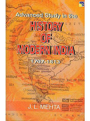 Modern India (1707-1813)
