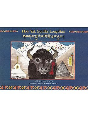 How Yak Got His Long Hair