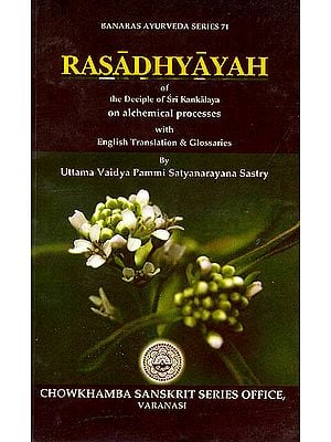Rasadhyayah (Of The Deciple of Sri Kankalaya On alchemical Processes)