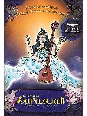 Little Monk's Saraswati (Tales of Wisdom- Unique Vocabulary Enhancer)