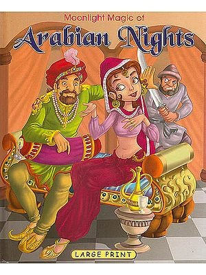 Moonlight Magic of Arabian Nights