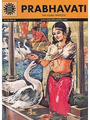 Prabhavati The Asura Princess