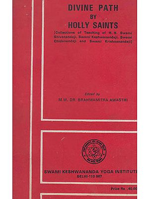 Divine Path By Holy Saints: A Rare Book