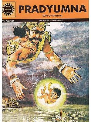 Pradyumna (Son Of Krishna)