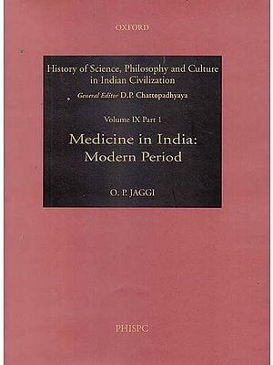 Medicine in India: Modern Period